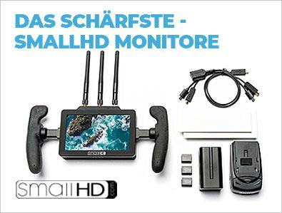 smallHD - Das Schärfste smallhd Monitore - TONEART-Shop