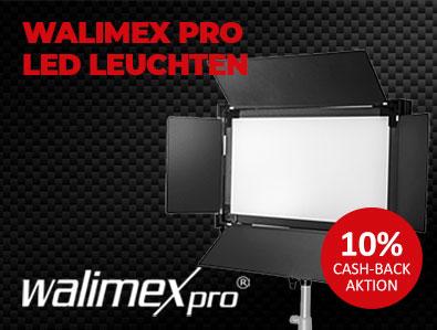 Walimex Pro LED-Leuchten Aktion - TONEART-Shop