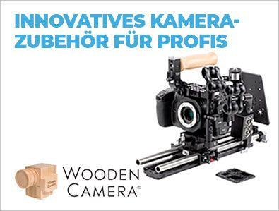 Wooden Camera - Innovatives Kamerazubehör für Profis - TONEART-Shop