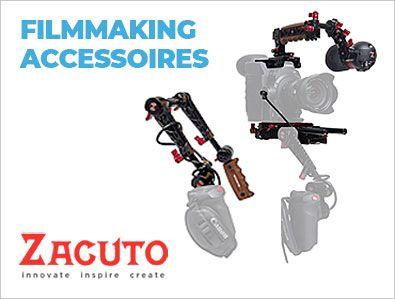 Zacuto - Filmmaking Accessoires - TONEART-Shop