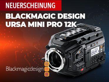 Blackmagic Design URSA Mini Pro 12K - TONEART-Shop