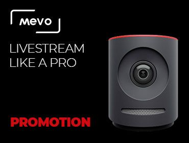 Mevo Livestream - TONEART-Shop