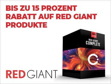 Red Giant Aktion - TONEART-Shop