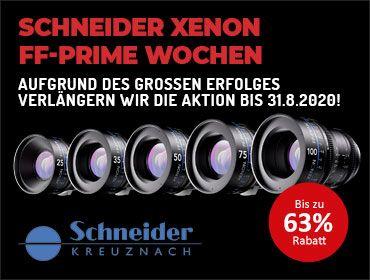 Schneider-Kreuznach - Xenon-FF-Prime-Wochen - TONEART-Shop