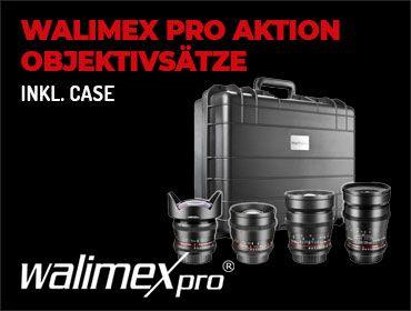 Walimex Pro Objektiv-Aktion - TONEART-Shop