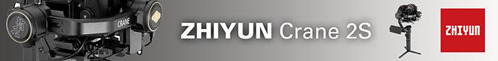Zhiyun Crane 2S Gimbal kaufen im TONEART-Shop