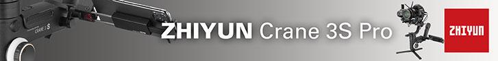 Zhiyun Crane 3S Pro kaufen im TONEART-Shop