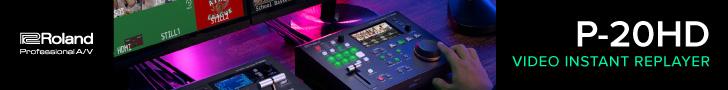 Roland P-20HD Video Instant Replayer kaufen im TONEART-Shop