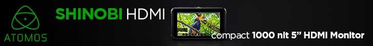 Atomos Shinobi HDMI kaufen im TONEART-Shop