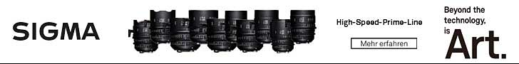 Sigma High Speed Prime Lenses kaufen im TONEART-Shop