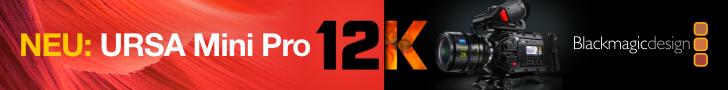 Blackmagic URSA Mini Pro 12K kaufen im TONEART-Shop