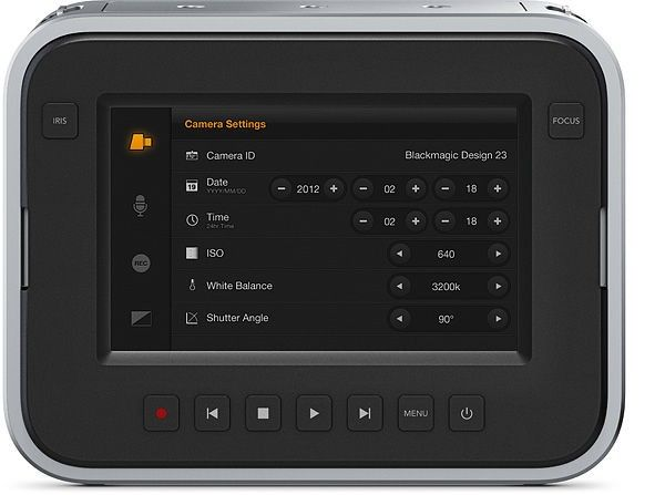 Blackmagic Desing Cinema Kamera Display Erfahrungen