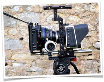 Blackmagic Kamera
