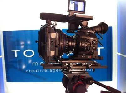 Canon EOS C300 im Set