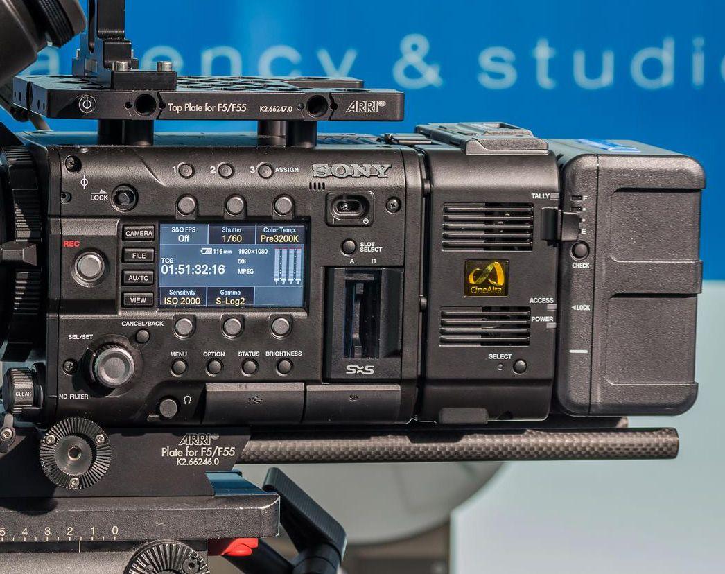 Sony PMW-F5 Adapter AXS-R5