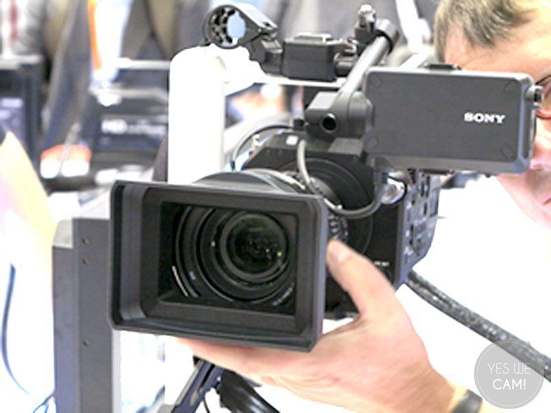 Objektiv Sony PXW-FS7