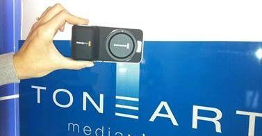 Kamera im Taschenformat