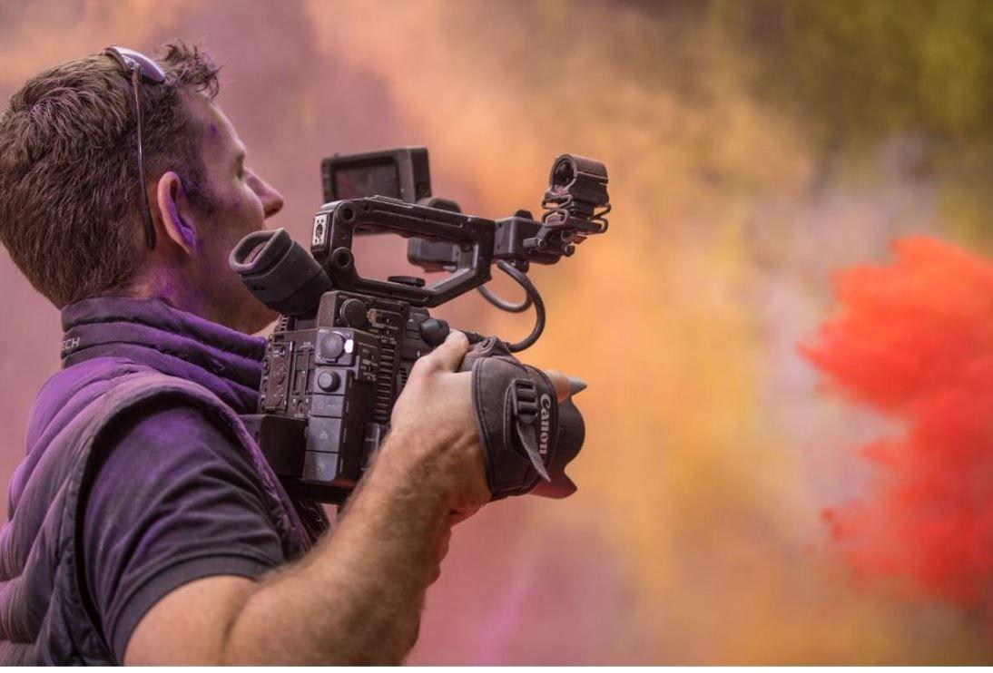 Canon EOS C200 Filmkamera