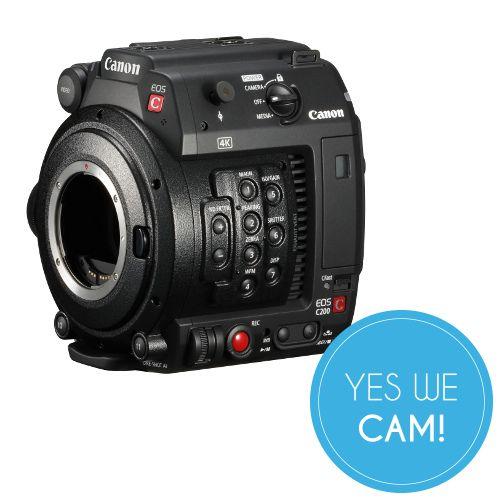 Canon EOS C200 Filmkamera Body