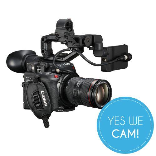 Canon EOS C200Filmkamera