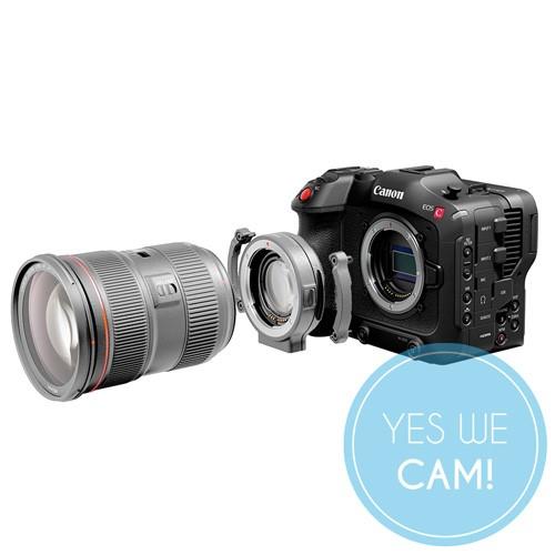 Canon EOS C70 Neuvorstellung