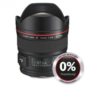 Canon EF Objektiv