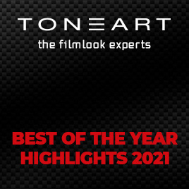 Best of Year 2021 im TONEART-Shop