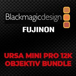 Blackmagic URSA Mini Pro 12K + Fujinon XK6x20-SAM Objektiv Bundle im TONEART-Shop