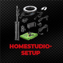 Homestudio-Setup im TONEART-Shop