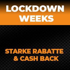 Lockdown Weeks 2021 - Rabatte & Cash Back im TONEART-Shop