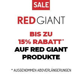 Red Giant Sale