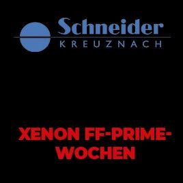 Schneider-Kreuznach Xenon FF-Prime-Wochen
