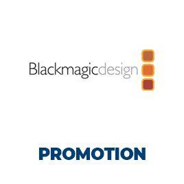 Blackmagic Design Promotions