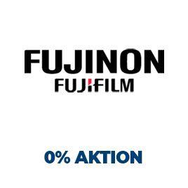 Fujinon 0% Aktion