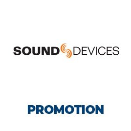 Sound Devices Promotions