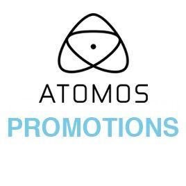 Atomos Promotions
