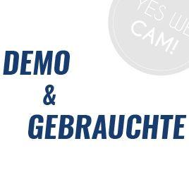 Demo und Gebrauchte