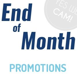 End Of Month Promotion