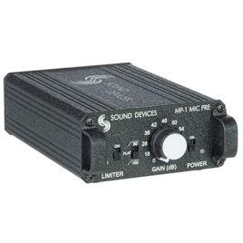 Mikrofonverstärker