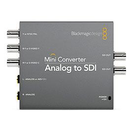 Konverter Analog - SDI