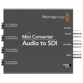 Konverter Audio - SDI