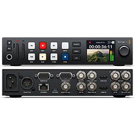 Blackmagic Studio Camera 4K - HyperDeck Studio