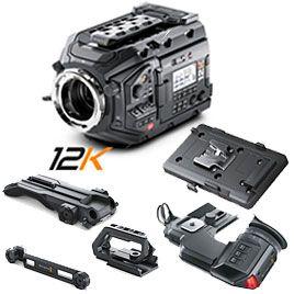 Blackmagic URSA Mini Pro 12K - Bundle