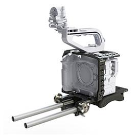 Canon EOS C70 - Grip