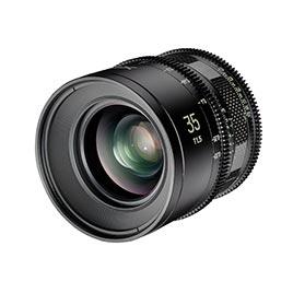 Canon EOS C70 - Objektiv