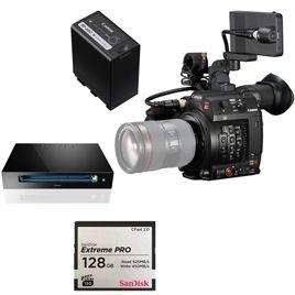 Canon C200 - Bundle