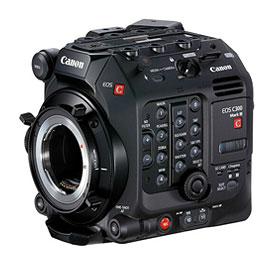 Canon C300 III - Bundle