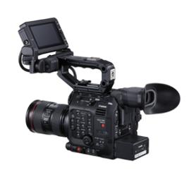 Canon C300 III - Zubehör