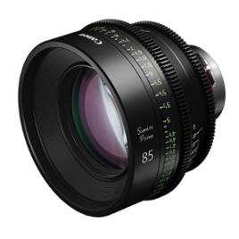 Canon C500 II - Objektiv