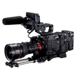 Canon C300 III - Bundle